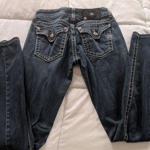 Miss me skinny stretch jeans 27